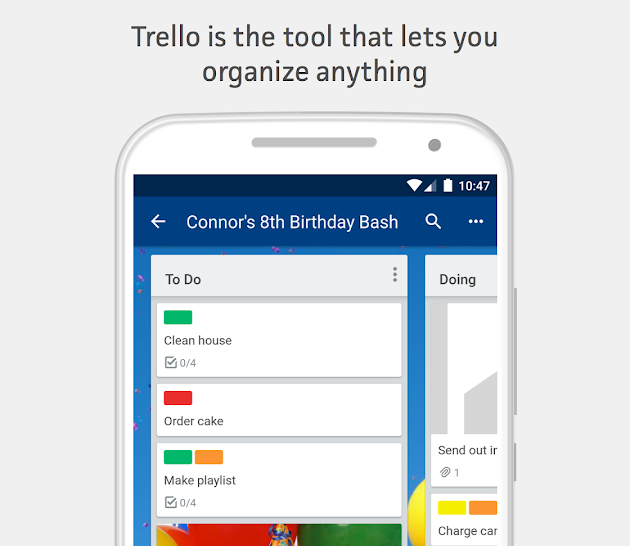 Trello Android App